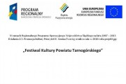 Festiwal Kultury Powiatu Tarnogórskiego