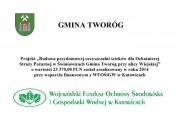 Budowa przydomowej oczyszczalni ścieków dla Ochotniczej Straży Pożarnej w Świniowicach