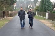 Odbudowa drogi gminnej ul. Pułaskiego w Tworogu