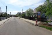 Budowa chodnika wzdłuż ul. Wiejskiej w Brynku.