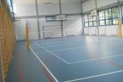 Budowa gminnej hali sportowej wraz z łącznikiem w miejscowości Boruszowice.