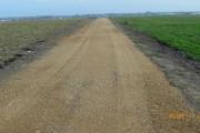Remont dróg dojazdowych do pól w miejscowościach Wojska i Połomia.