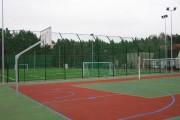Wykonanie boisk sportowych w Tworogu w ramach budowy kompleksu moje boisko ORLIK 2012.