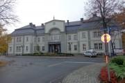 Rewitalizacja budynku Urzędu Gminy Tworóg wraz z obejściem.