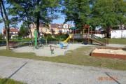 Odbudowa i remont placu zabaw w Tworogu