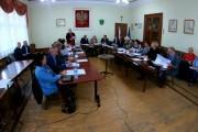XII sesja Rady Gminy VIII kadencji