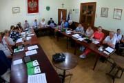 VIII sesja Rady Gminy VIII kadencji