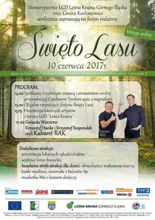 Święto Lasu - Kochanowice 2017