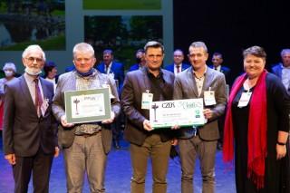 Sołectwo Boruszowice-Hanusek nagrodzone