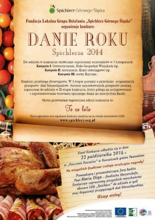 Konkurs - Danie Roku Spichlerza 2014