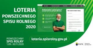 Loteria Spisowa - PSR 2020