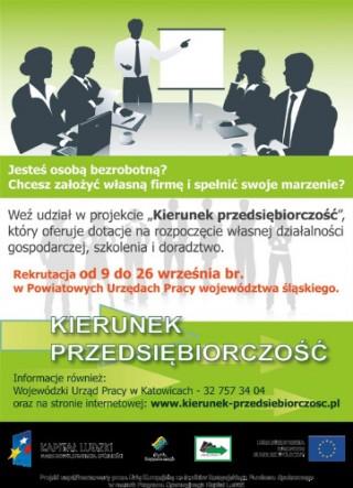 Projekt - Kierunek przedsiębiorczość