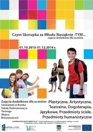 Czym Skorupka za Młodu Nasiąknie - TYM...