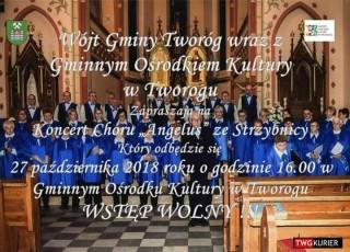 Koncert Chóru Angelus