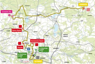 Tour de Pologne 2015 - informacje od MZKP