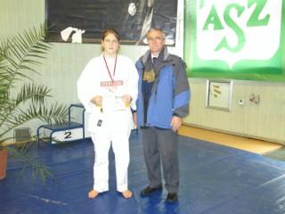 """UKS """"AHINSA"""" - Judo w naszej gminie"""