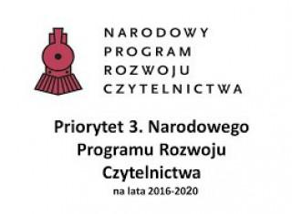 Narodowy Program Rozwoju Czytelnictwa