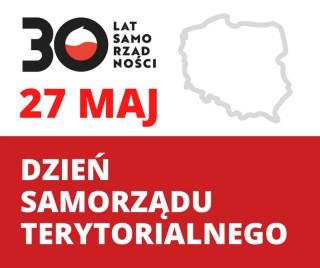 27 Maj - Dzień Samorządu Terytorialnego