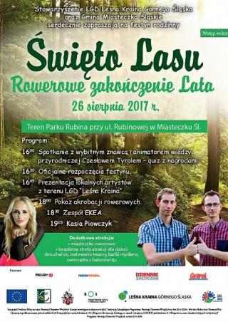 Święto Lasu - Miasteczko Śląskie