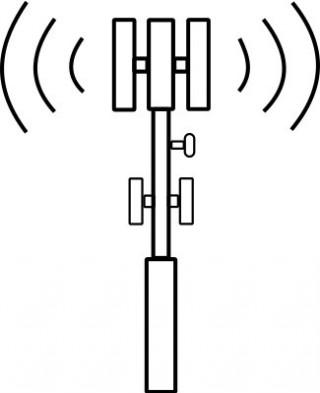 Budowa stacji bazowej telefonii komórkowej