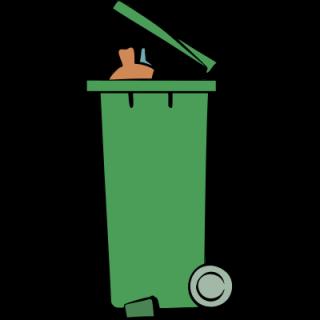 Odpady komunalne - harmonogram II półrocze 2021