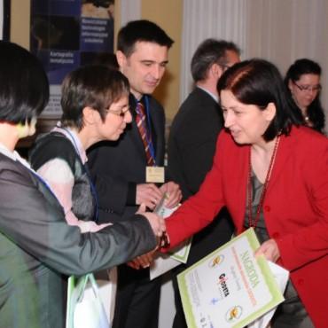 Wręczenie nagród w konkursie Akademii Inspire. Konferencja w Warszawie