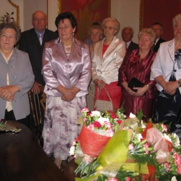 Złote Gody - Jubileusz 50-lecia pożycia małżeńskiego (fotorelacja)