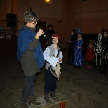 Karnawałowy Bal Przebierańców w GOK-u.