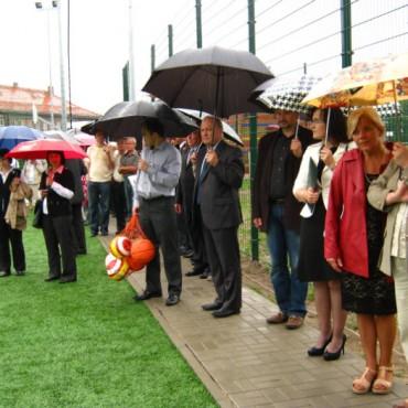 Uroczyste otwarcie kompleksu boisk Orlik 2012 - 60-lecie LKS Sparta Tworóg - fotorelacja