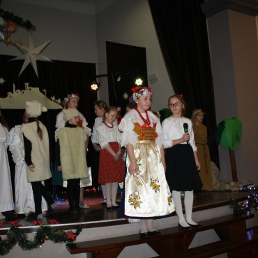 Wspólne kolędowanie z gośćmi z gminy Istebna