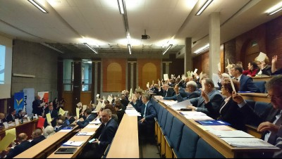 Komunikat prasowy ws. XLV sesji Zgromadzenia Ogólnego Śląskiego Związku Gmin i Powiatów