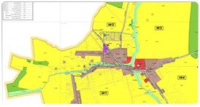 Projekty planów miejscowych
