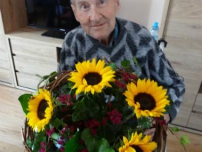 Setne urodziny Pana Wilhelma Kwaśnioka-fotorelacja