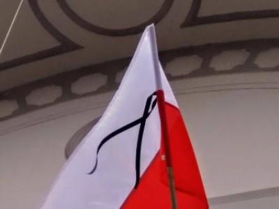 Żałoba Narodowa - tragedia w Karwinie