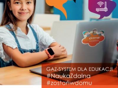 GAZ-SYSTEM dla edukacji